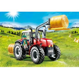 6867 Country Large Tractor with Interchangeable Attachments เซ็ตโปรโมชั่น รถเทคเตอร์